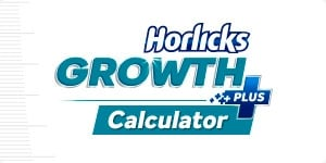 Horlicks Growth+ Calculator