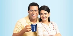 Horlicks Lite Base Menu