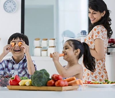 How Do Parents Influence Their Child's Eating Behavior?
